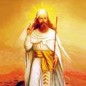 Blessing of Prophet Zoroaster from Khordeh Avesta