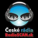České rádia RadioSCAN player