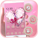 Pink Bow Diamond Theme