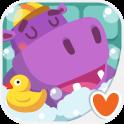 Kids Animal Game - Hippo