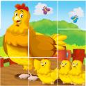 Animals Tile Puzzle ♥