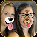 Animal Photo Filter Stickers