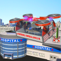 Drone Ambulance Simulator Game