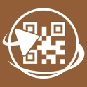 Geocaching QR code generator & GPS QR code scanner