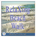 Relaxing Beach Walk