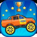 유아 자동차 경주 : 색상, 이동!