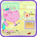 Baby Games for Girls: Cooking School