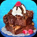 Ice Cream Chocolate Brownie