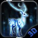 White Deer 3D Thema