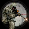 Modern city army sniper