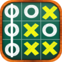 tic tac toe cross board game & back to school days