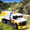Hill Oil Tanker Transport