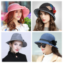 Girls Cap Fashion Design 2018