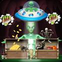 Supermarket Manager Alien