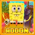 Addon for MCPE - SpongeBob