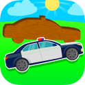 Police Car Puzzle for Baby