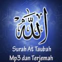 Surah At Taubah Mp3 & Terjemah