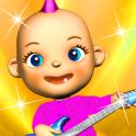 My Talking Baby Music Star
