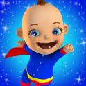 Bébé Hero 3D - Super Babsy Kid
