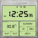 Temperature Alarm Clock