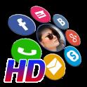HD Contact Widgets+