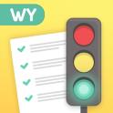 Permit Test Wyoming WY DMV DOT Driver's License Ed