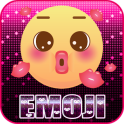 Emoji Love Stickers for Chatting Apps(Add Sticker)