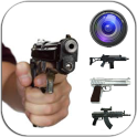 Weapon Photo Maker Editor Guns