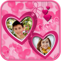 Love Couple Photo Collage