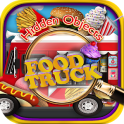Hidden Object Junk Food Truck - Spot Objects Game