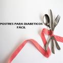 Postres Para Diabeticos Facil