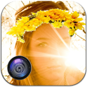 Flower Wreath Photo Editor