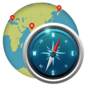 Compass on GPS Maps