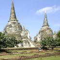 Thai Temple Puzzle