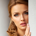 beautiful girl wallpaper