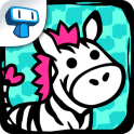 Zebra Evolution - Clicker Game