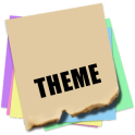 Sticky Notes Theme Outdoors