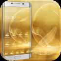 Gold Bubble Theme Gold Light