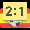 Live Scores for La Liga Santander 2018/2019