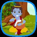 Little Krishna Talking Dancing