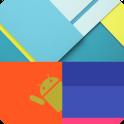 Material design color picker