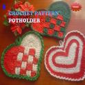 Crochet Pattern Potholder