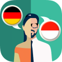 Deutsch-Indonesisch Übersetzer