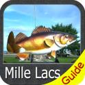 Mille Lacs Gps Map Navigator
