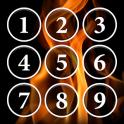 Fire Lock Screen
