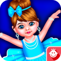 Baby Doll Ballerina Salon-Dance and Dress Up Game
