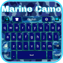 Marine Camo Keyboard
