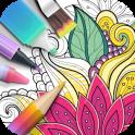 Garden Coloring Book