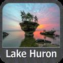Lake Huron GPS Map Navigator
