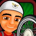 BMX Bike Run